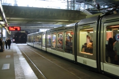 Tram in Straßburg
