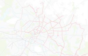Plan Netzentwicklung Tram Berlin hell (Hintergrund)