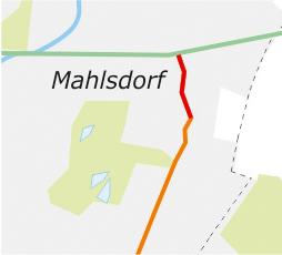 Tram-Anbindung an S-Bhf. Mahlsdorf