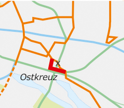 Tramstrecke Anbindung Ostkreuz